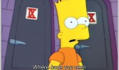 bart simpson roman numerals tv scene funny pics pictures pic picture image photo images photos lol