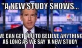 believe anything say a new study funny pics pictures pic picture image photo images photos lol