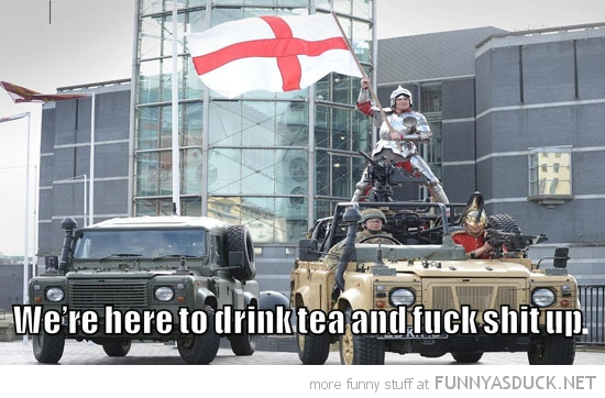 The English Army