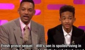 fresh prince sequel jayden will smith funny pics pictures pic picture image photo images photos lol