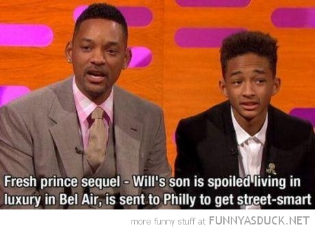Fresh Prince Sequel