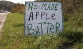 ho made apple butter she done what sign funny pics pictures pic picture image photo images photos lol