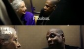 jay z subway old woman funny pics pictures pic picture image photo images photos lol