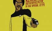 klingon motherfucker do you speak it comic star trek samuel l jackson funny pics pictures pic picture image photo images photos lol
