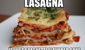 lasagna spaghetti flavored cake funny pics pictures pic picture image photo images photos lol
