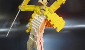 lego freddie mercury queen want to brick free funny pics pictures pic picture image photo images photos lol