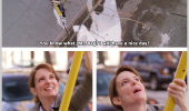liz lemon carrier bag eat family funny pics pictures pic picture image photo images photos lol