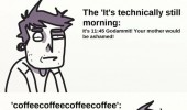 morning people a guide comic funny pics pictures pic picture image photo images photos lol