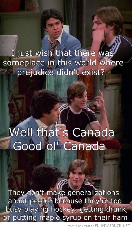 Good Ol' Canada