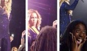 beyonce looked at me with disgust girl woman funny pics pictures pic picture image photo images photos lol