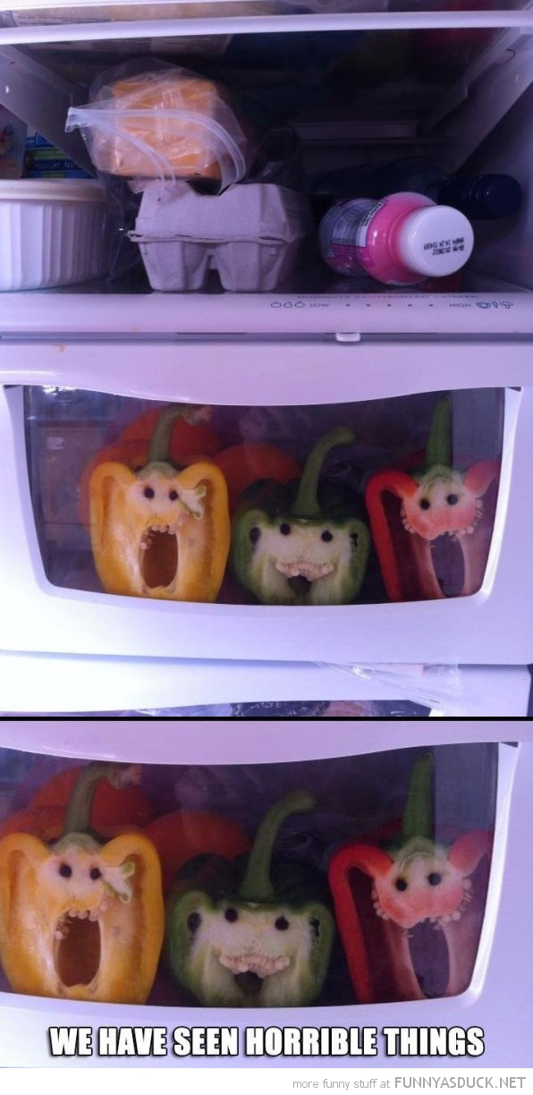 Shocked Peppers