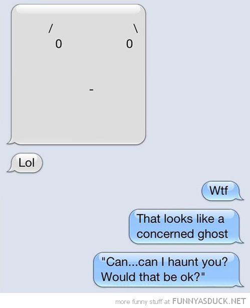 Concerned Ghost