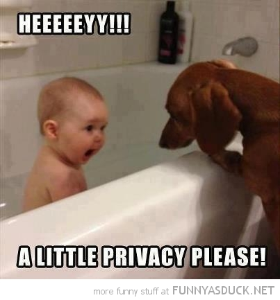 A Little Privacy