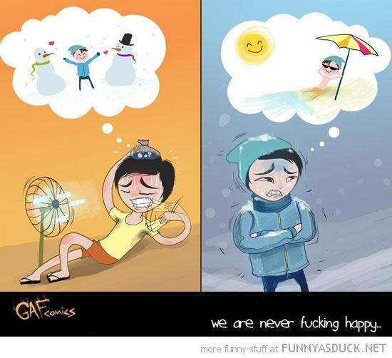 Never Happy