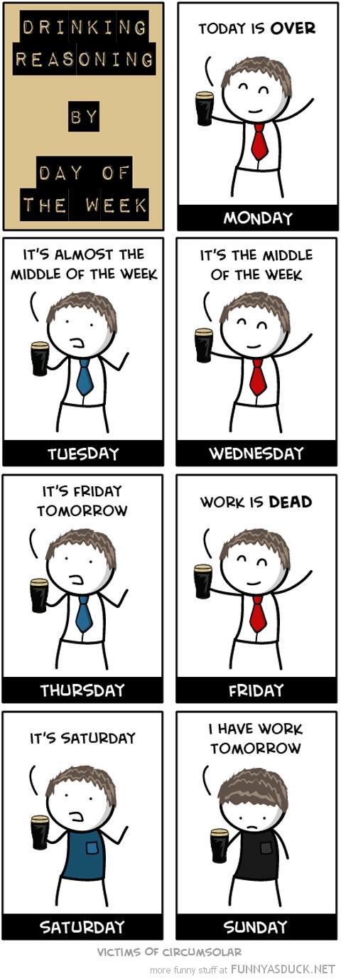 Drinking Reasoning