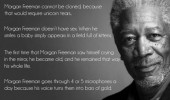 facts about morgan freeman funny pics pictures pic picture image photo images photos lol