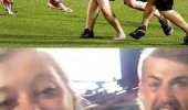 girl running sports field $1500 selfie funny pics pictures pic picture image photo images photos lol