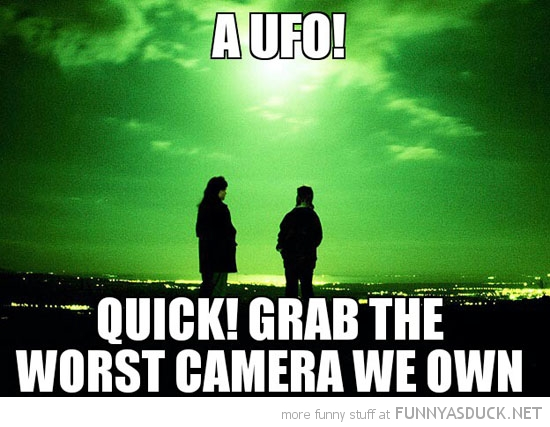 a ufo grab worst camera funny pics pictures pic picture image photo images photos lol