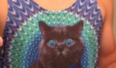 hypnotic cat t-shirt boy you're next funny pics pictures pic picture image photo images photos lol