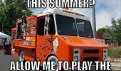 ice cream truck trying to diet this summer song people funny pics pictures pic picture image photo images photos lol