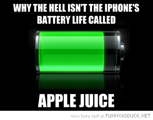 iphone battery life called apple juice funny pics pictures pic picture image photo images photos lol