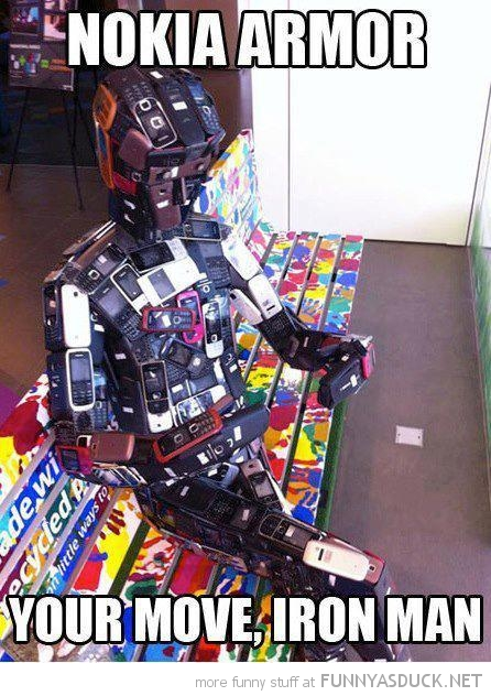 Nokia Armor