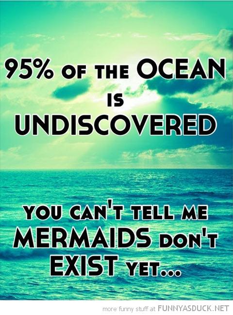95% Of The Ocean