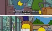 satan would be attractive neds flanders simpsons tv funny pics pictures pic picture image photo images photos lol