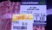 save 1 cent meat store what a deal funny pics pictures pic picture image photo images photos lol