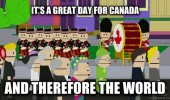 terrance philip south park happy canada day funny pics pictures pic picture image photo images photos lol