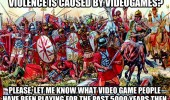 video games cause violence past 5000 years how i feel other woman with my boyfriend comic funny pics pictures pic picture image photo images photos lol