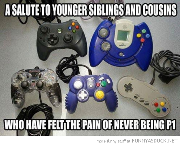 Salute To Younger Siblings