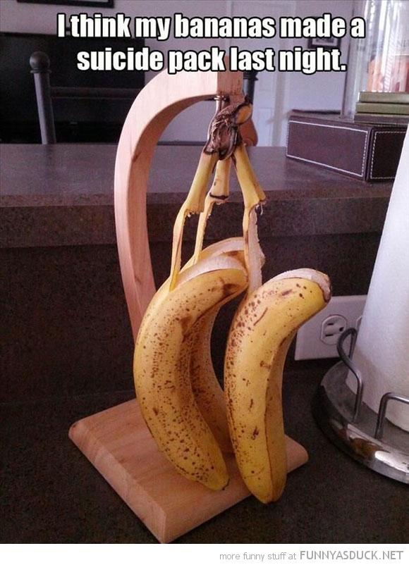 Banana Suicide