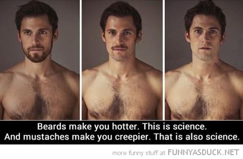 Beards Make You Hotter