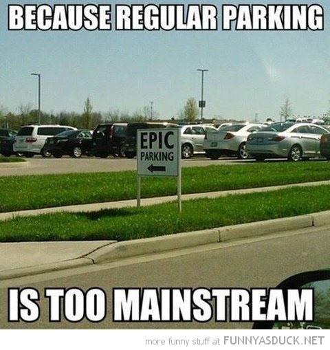 Epic Parking