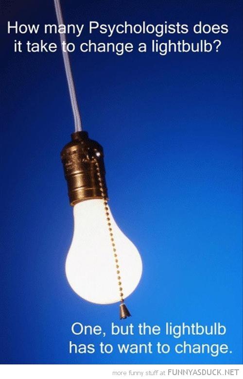 Change A Lightbulb