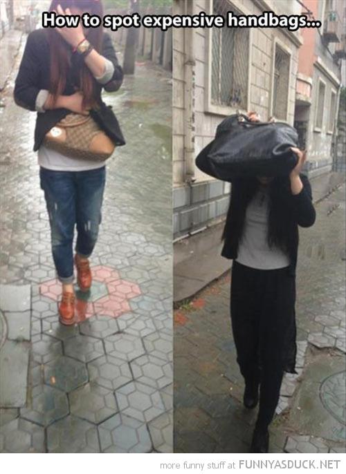 Expensive Handbag