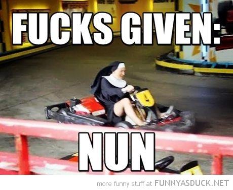 Extreme Nun