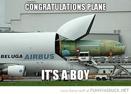 Congratulations Plane