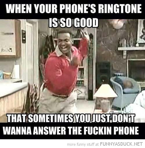 funny ringtone: