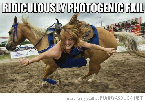 Ridiculously Photogenic Fail