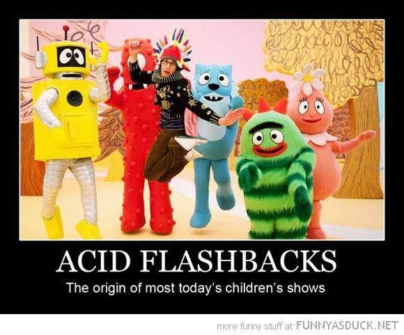 Acid Flashbacks