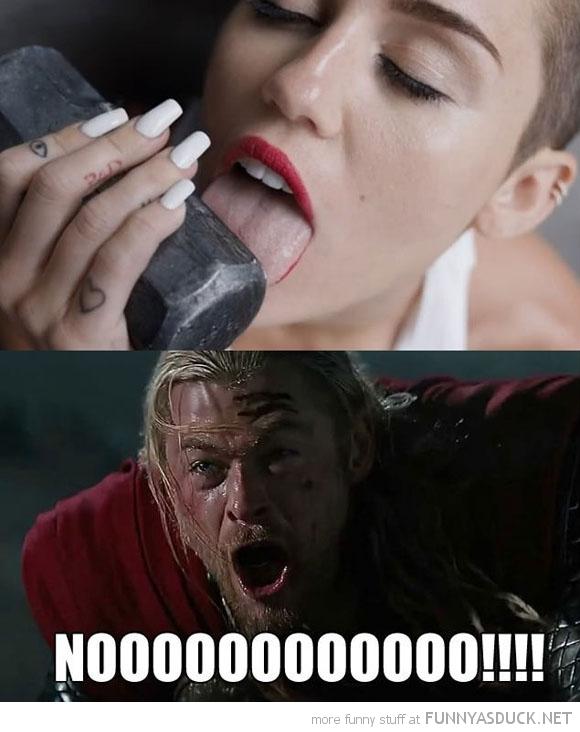 Stop It Miley!