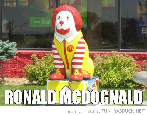 Ronald McDognald