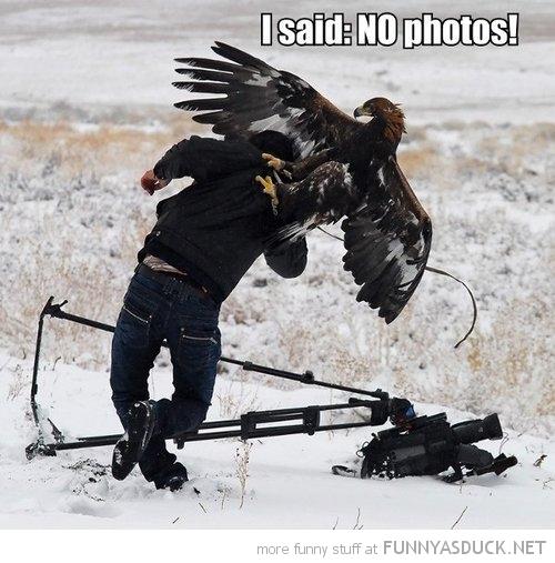 No Photos!