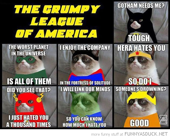 The Grumpy League