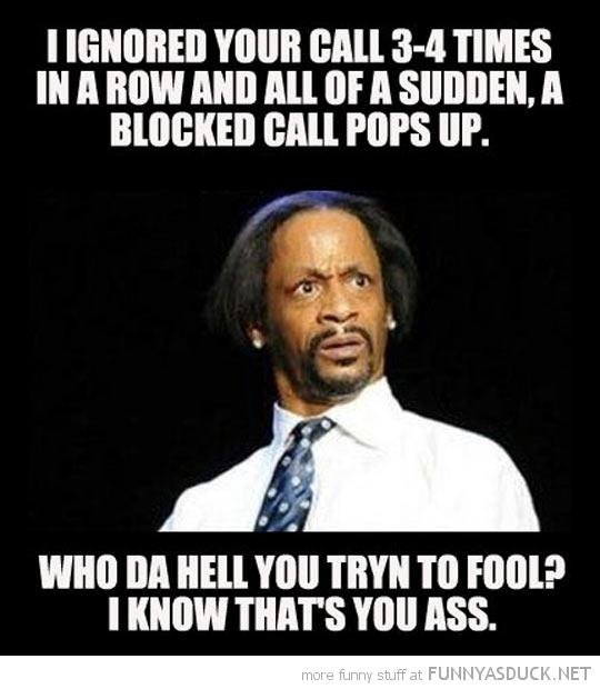 Blocked Call