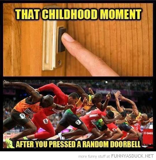 That Childhood Moment