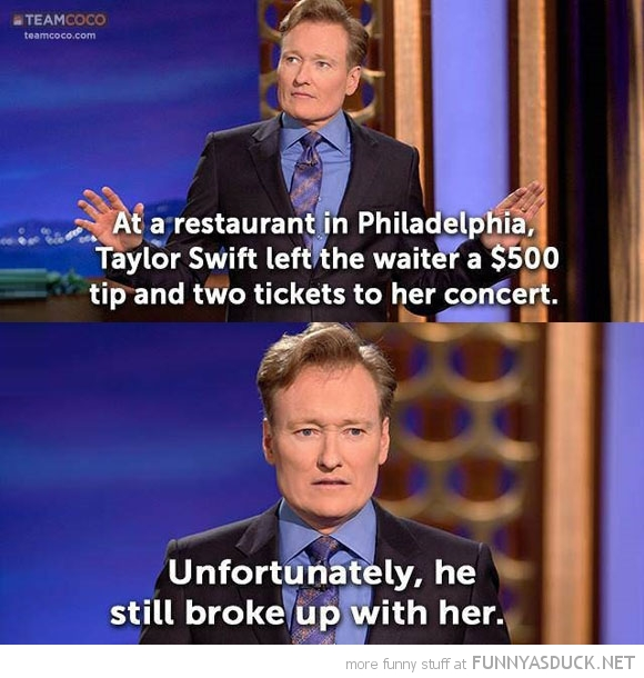 Conan On Taylor