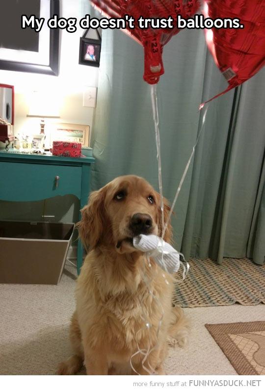 Trust Balloons
